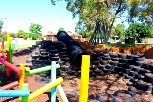 Landscaping Services - Nature Playgrounds